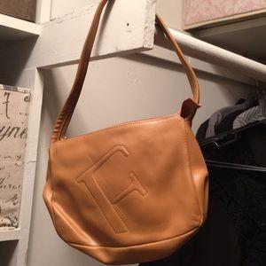 Furla Small Leather Shoulder Bag